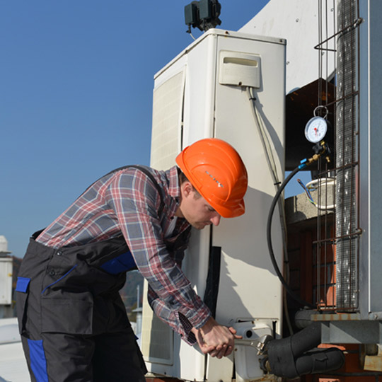 Air Condioning Project